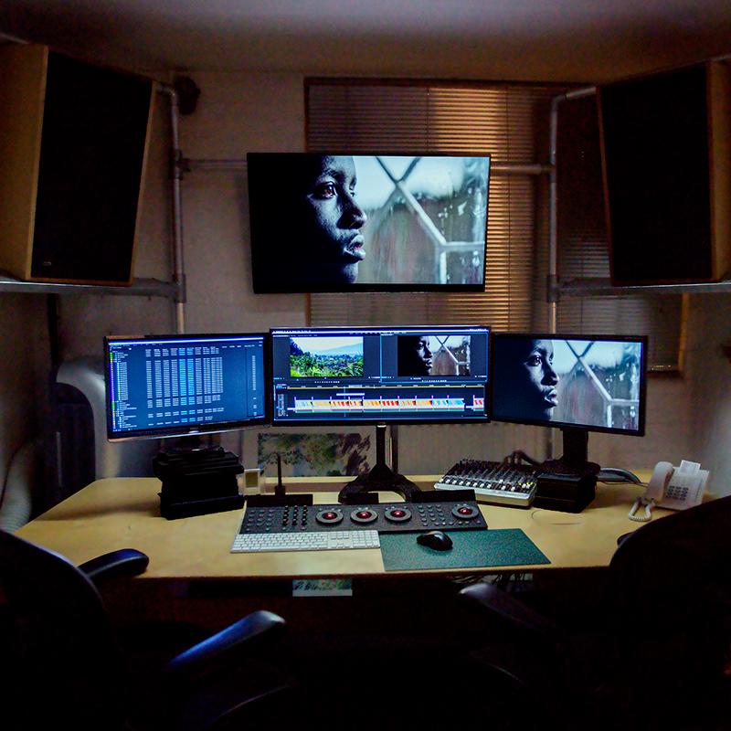 Edit Suite  SLVision London