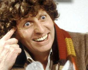 Doctor Who Tom Baker