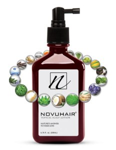 Novuhair Topical Scalp Lotion