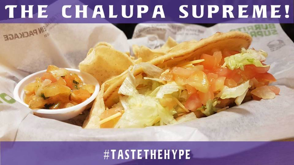 Taco Bell's Chalupa Supreme