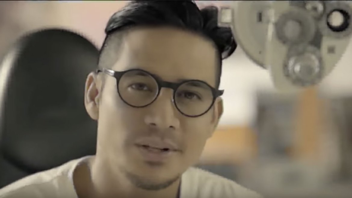 Piolo Pascual for Crizal by Essilor