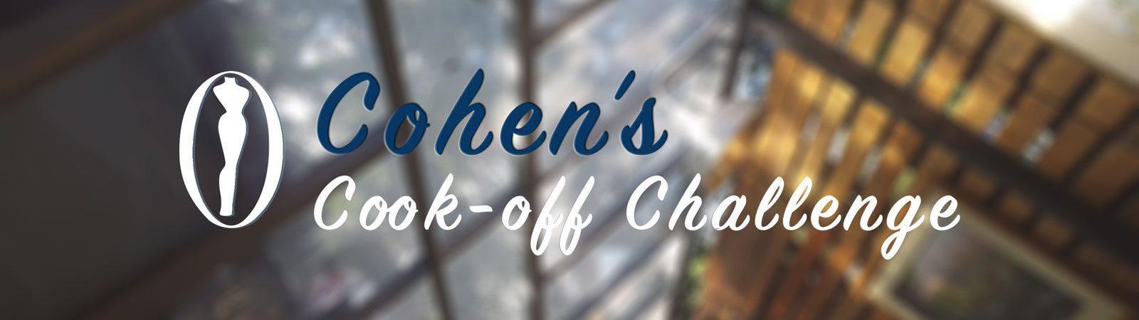 cohen cook-off challenge
