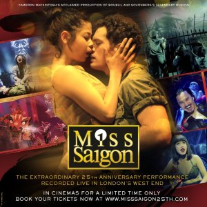 Miss Saigon's 25th anniversary performance