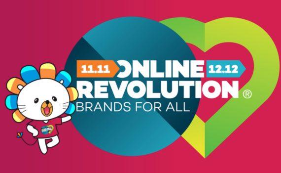 11/11 to 12/12 online revolution