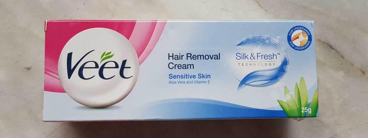 Veet Hair Removal Cream for Sensitive Skin