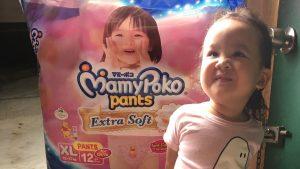 Mamypoko Pants for Girls
