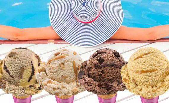 Baskin Robbins Summer Happiness