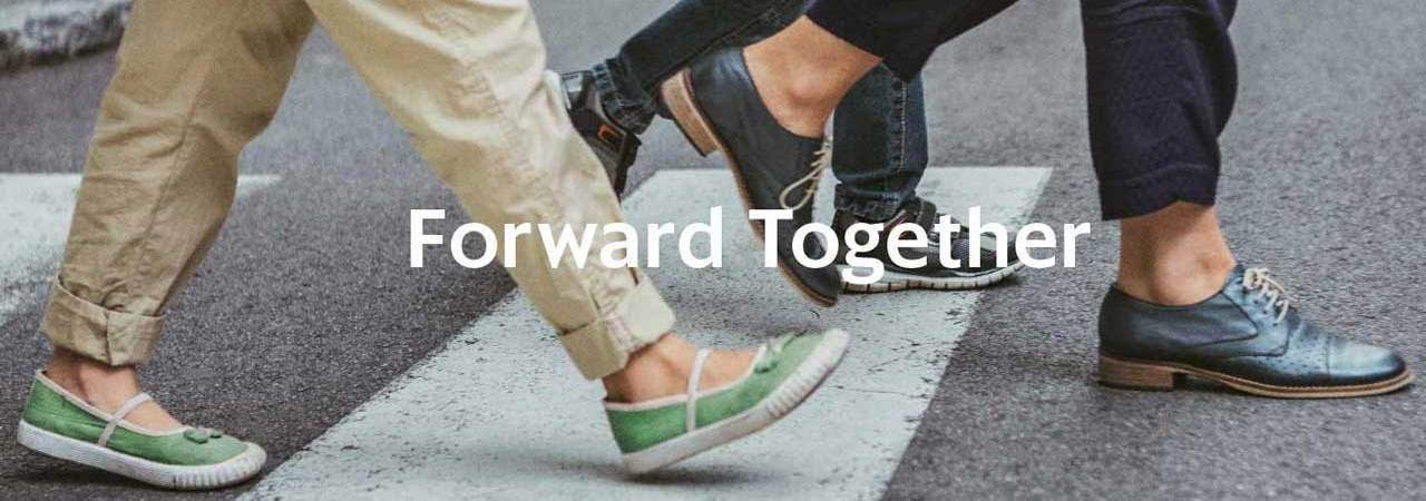 Grab - forward together