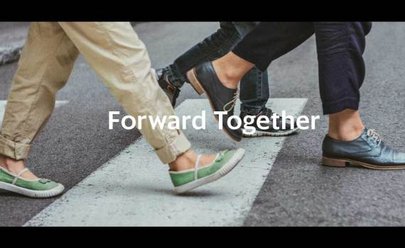 Grab - forward together