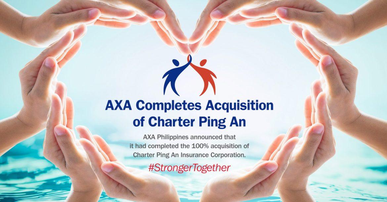 Charter Ping An = Axa