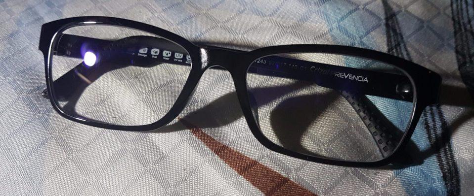 Crizal Prevencia glasses