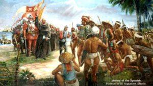 Arrival of the Spaniards in Cebu