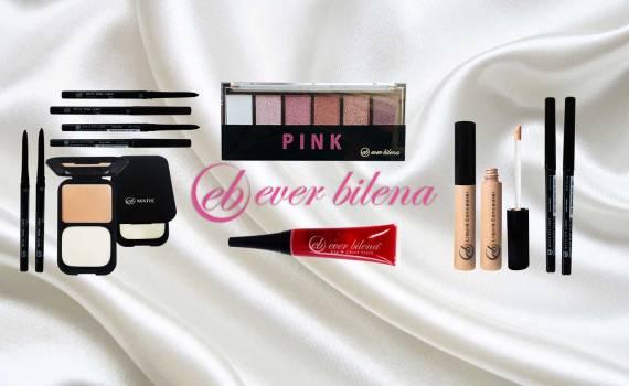 Ever Bilena makeup mania
