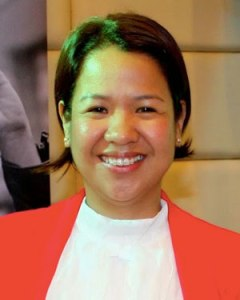 Jinky Navo, Essilor Philippines Marketing Manager