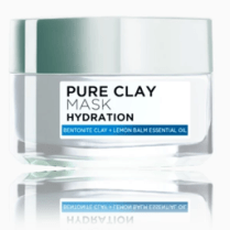 Pure Clay Mask Hydration