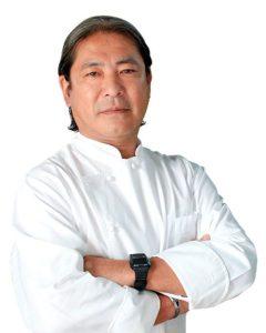 Chef Kenji Ishihara of Epilogue