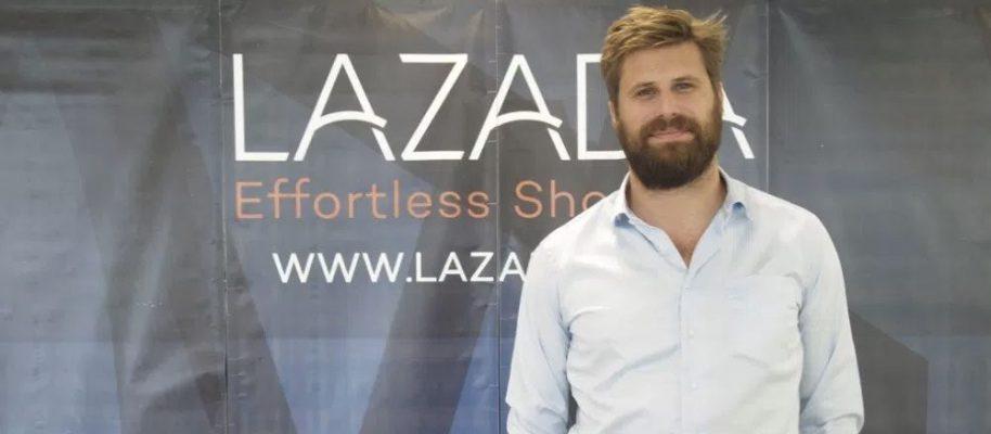 Max Bittner, CEO of Lazada