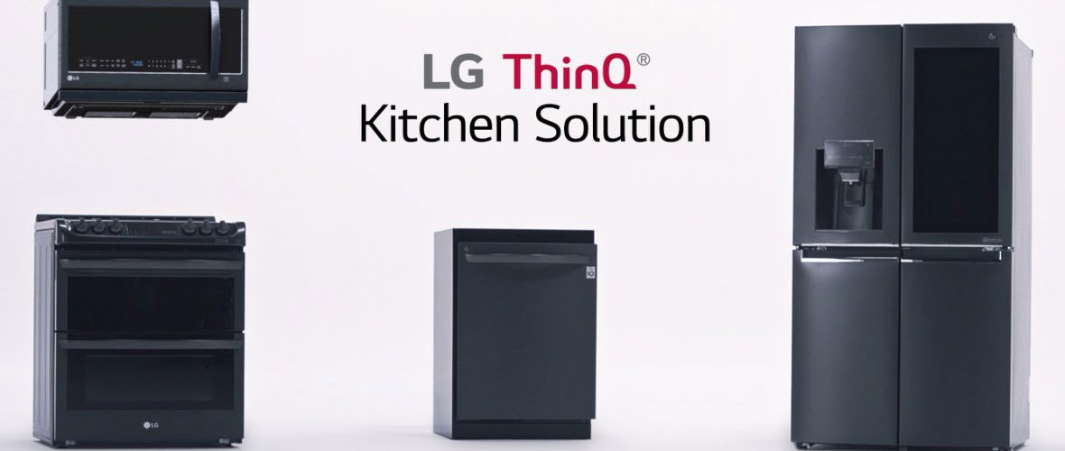 lg thinq kitchen solutions