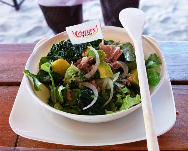 tuna greek salad