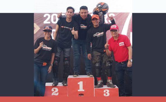 KTM Dukehana winners