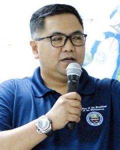 PRRC Executive Director Jose Antonio E. Goitia