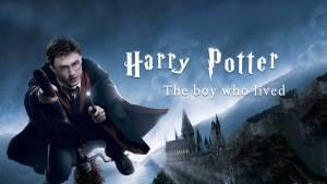 Harry Potter, the boy who lived