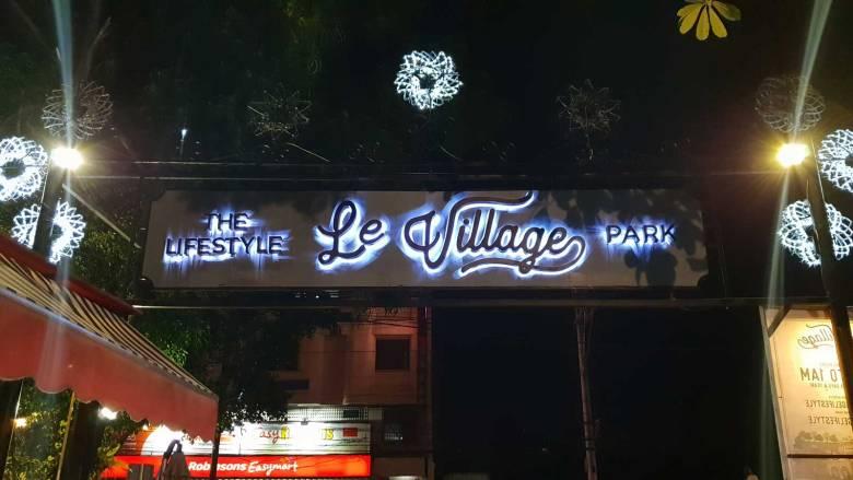 Le Village Food Park