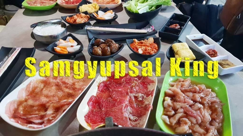 Samgyupsal King Unli Korean BBQ