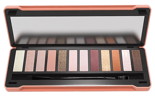 EB Advance Uncover 2 Color Eyeshadow Palette
