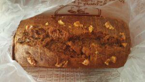 Hearty Bread Banoffee Walnut Sourdough