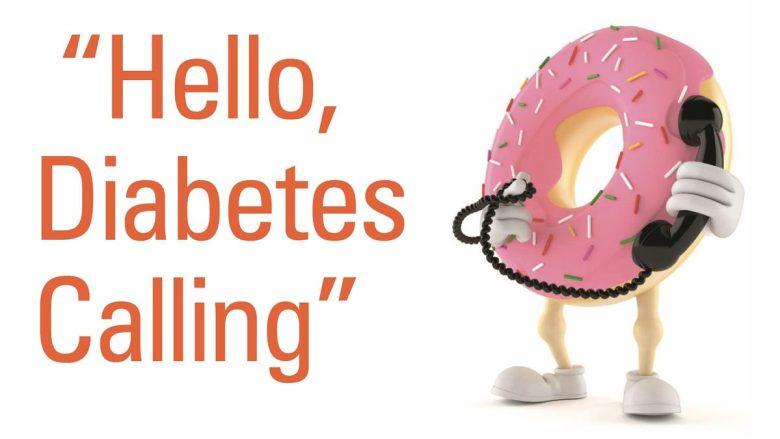 diabetes calling