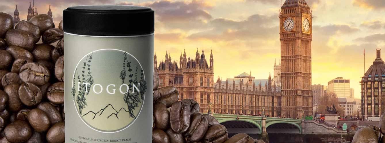 Itogon Coffee at World Trade Market