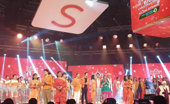 Shopee 11.11 Big Christmas TV Special at GMA