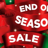 Catch the End of Season Sale at SM!