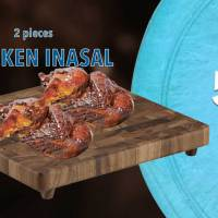 Enjoy 50% off Isla Sugbu Seafood City's Chicken Inasal