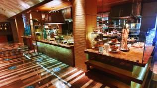 Cafe Ilang-Ilang's buffet