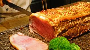 TMH Cafe Ilang-Ilang's Roast Beef