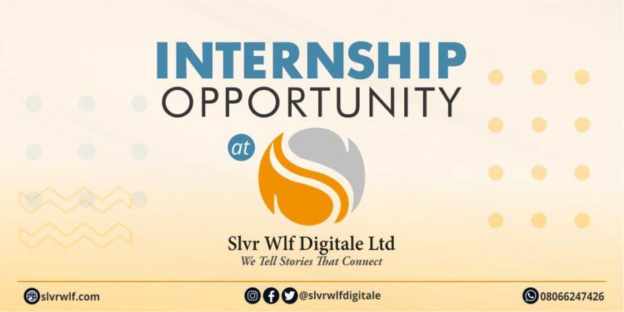 caption card for internship opportunity