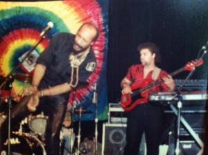 Sly and Richie Havens