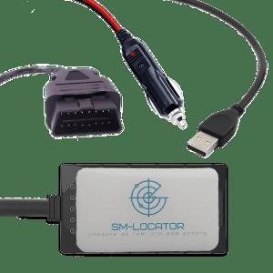 Быстросъемный GPS-трекер SM-100