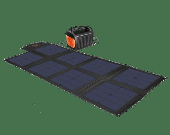 ポータブル電源 ソーラーパネル