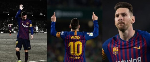 Image result for Messi Breaks Another Ronaldo Record