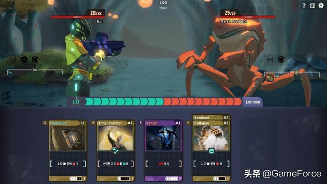 「遊戲推薦」Roguelike卡牌策略冒險遊戲:Second Second – 遊戲內參