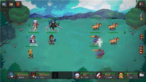 像素風放置遊戲《掛機吧!勇者》本月26日登陸Steam – 遊戲內參