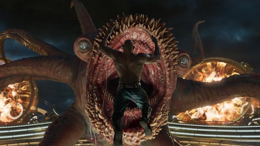 Image result for multi dimensional monster