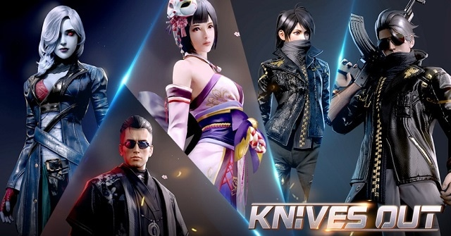 Knives Out Character