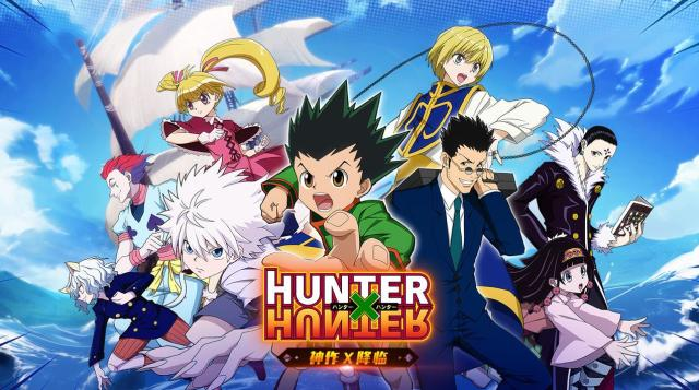 Image result for Hunter x Hunter