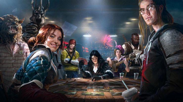 Resultado de imagem para GWENT: The Witcher Card Game