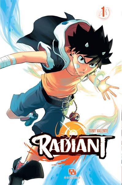 Jeu De Manga En Francais : manga, francais, Radiant, Manga, Français, Adapté, Anime, Japon