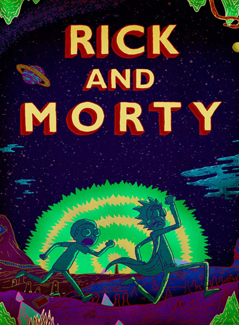 Rick Et Morty Saison 3 : morty, saison, Morty, épisode, Australien, Parodique, Dispo,, Mates